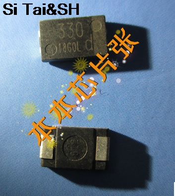 Tantalum Capacitor ESR 330UF 4TPB330M Can Replace OE128 OE907 (5pcs / Lot)