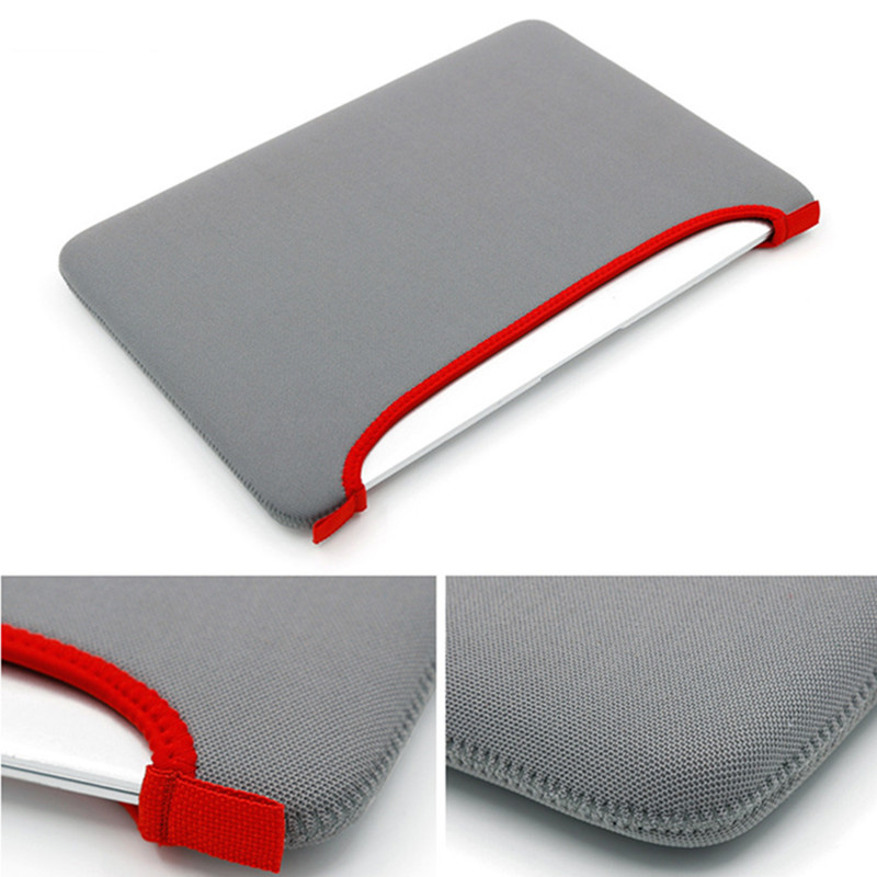 Nworld Zipper Computer Sleeve <font><b>Case</b></font> for Macbook Air Pro Retina 11 12 13 <font><b>15</b></font> 13.3 <font><b>15</b></font>.6 inch <font><b>Notebook</b></font> Touch Bar Bag for <font><b>Xiaomi</b></font> air image