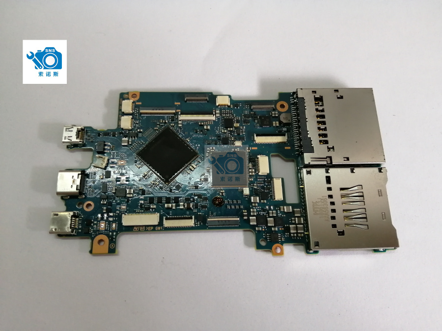 New and original main circuit board Motherboard PCB parts forSony ILCE 7M3 A7III A7M3 Camera Motherboard     - title=