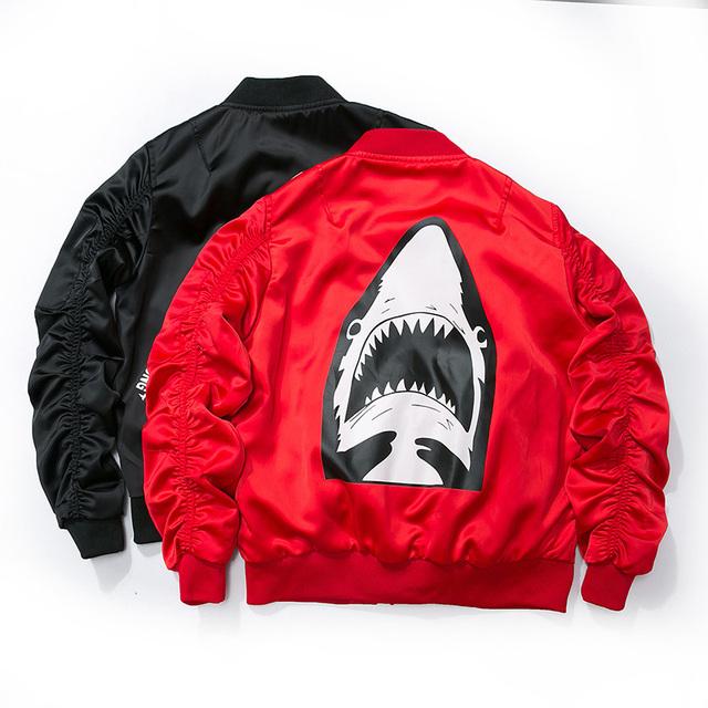 Elinto Shark Bomber Jacket