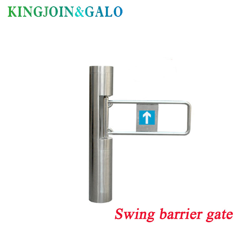 Automatic swing barrier gate 180 degree barrier gate automatic barrier car park barrier simple machines