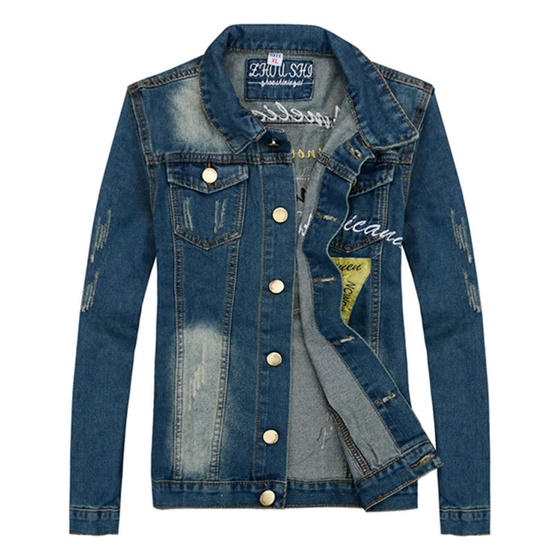 Denim Jacket Xxxl Promotion-Shop for Promotional Denim Jacket Xxxl