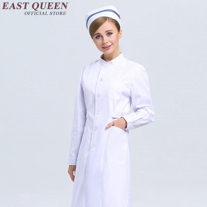 New women nursing scrubs ladies nursing uniforms scrubs white beautiful nurse uniform designs hospital uniform women AA350