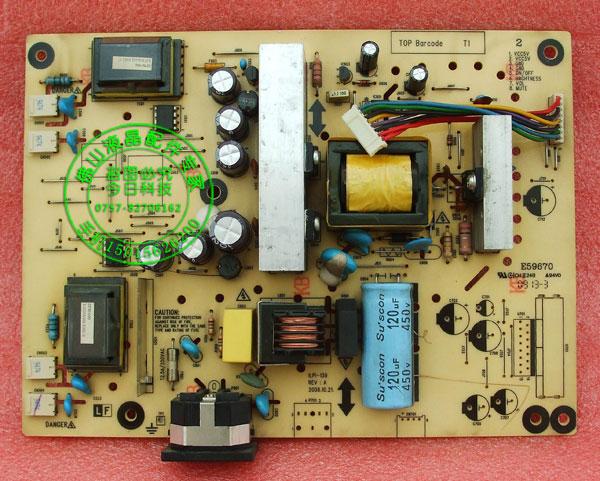 Original V223HQ X223HQ AL2016W AL2216W Power Board ILPI-139