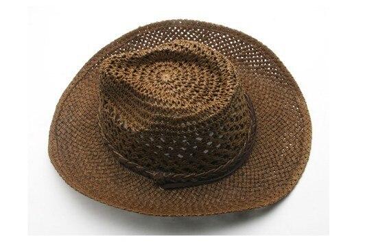 ocidental chapéus férias praia sentiu chapéus de