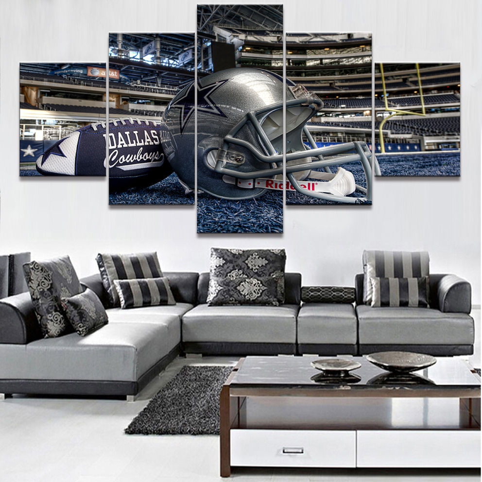 Perfecto Dallas Cowboys Cuadros Enmarcados Regalo - Ideas ...