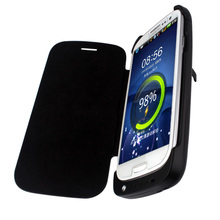 3200mah Portable Ultra Slim External Battery Charger Power Bank Protective Case cover for Samsung Galaxy S3 SIII i9300