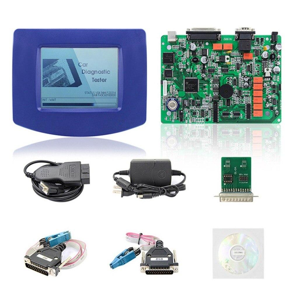 Compteur de diagnostic d'odomètre de voiture DIGIPROG3 V4.94 version OBD2 configuration