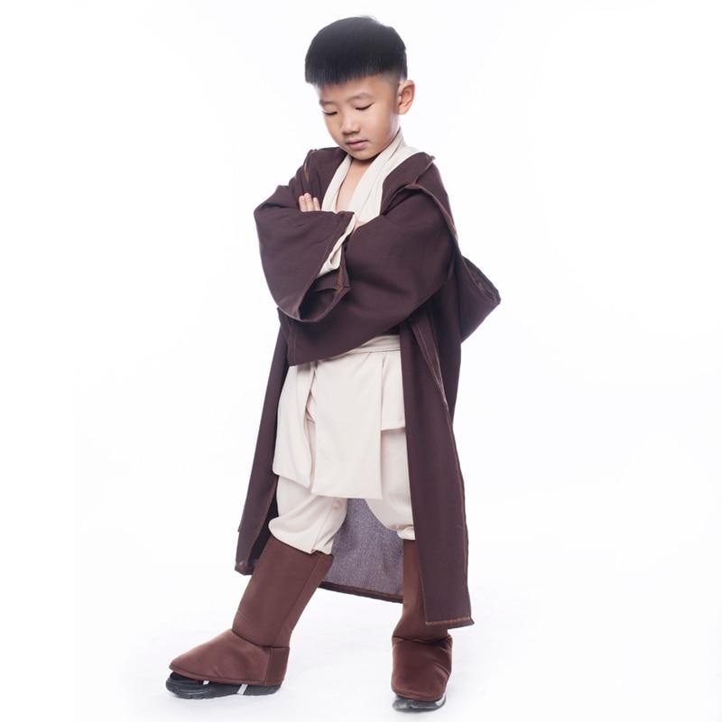 """Karšto pardavimo berniukai """"Star Wars"""" """"Deluxe Jedi Warrior"""" - Karnavaliniai kostiumai - Nuotrauka 3"""