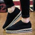 Nueva Moda Bullock Suede Zapatos de Los Hombres Brogues Ocio Punta Redonda Planos Ocasionales Al Aire Libre Para Caminar Los Hombres Zapatos de los Oxfords Hombres Visten Zapatos