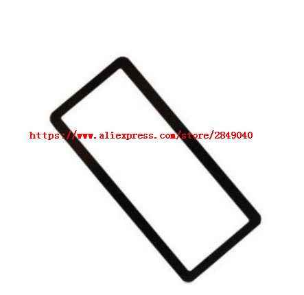 NEW Top Outer LCD Display Window Glass Cover (Acrylic) For <font><b>Canon</b></font> FOR EOS EOS-<font><b>1DX</b></font> <font><b>1DX</b></font> Digital Camera <font><b>Repair</b></font> Part + TAPE image