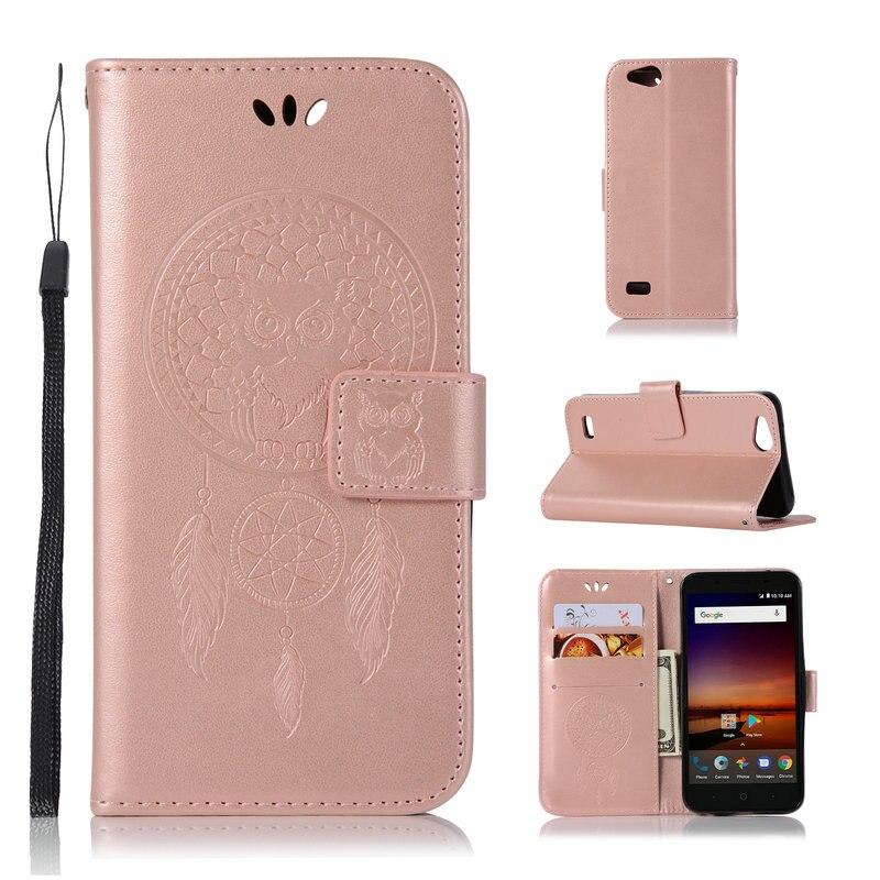 ZTE Prestige N9137 N9132 Phone Case Luxury Leather Wallet