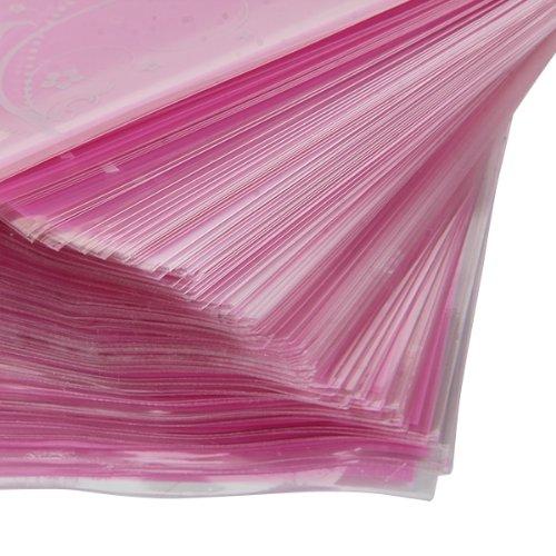 Bolso de embrague UESH-100pcs Bolso HEART púrpura del regalo de - Para fiestas y celebraciones - foto 5