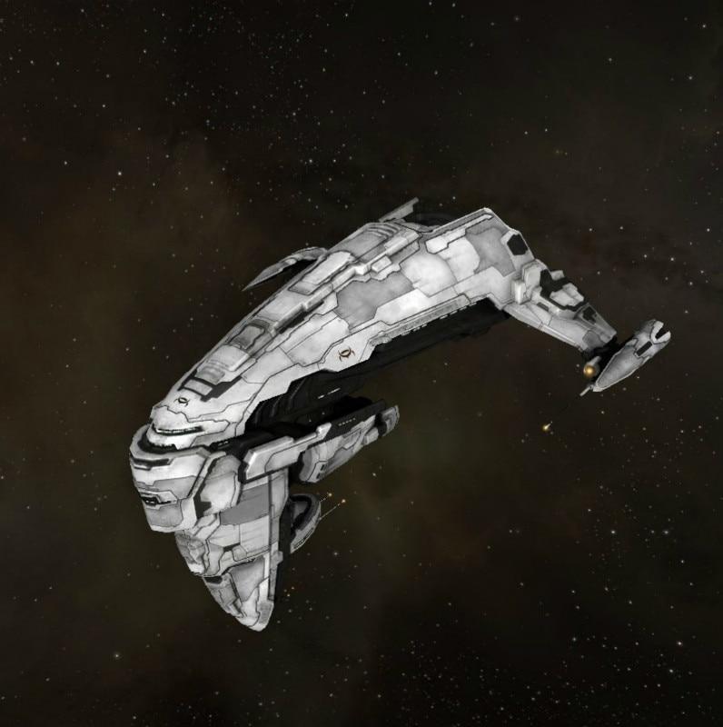 EVE Online Resin Figure Model Kit Star War Tyrant Ship Modelling Static Miniature Assembly DIY Toys Hobby Tools