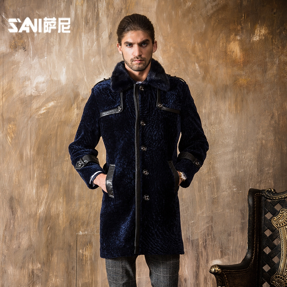 Compare Prices on Mens Real Fur Coats- Online Shopping/Buy Low ...