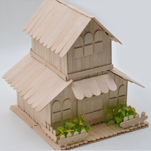 Buy Ice Cream Stick House And Get Free Shipping On Aliexpress Com