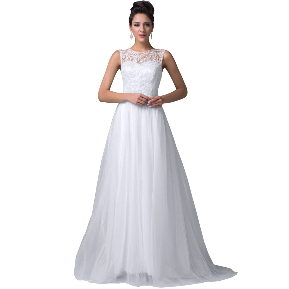 Aliexpresscom buy princess vestido de noiva dentelle for Robe de mariée dentelle dos