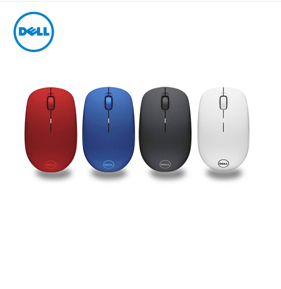 0ca177ec244 DELL WM126 2.4Ghz Wireless Mouse Optical USB Mouse Ergonomic Gaming Laptop  PC Computer Mice