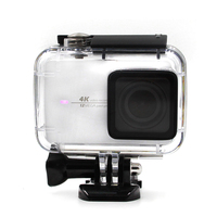 NEW Telesin Diving 30M Protective Housing Case For Xiaomi YI Action Camera II 2 Xiaomi YI