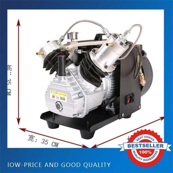 0 30mpa двойной цилиндр водяного охлаждения электрический компрессор, воздушный насос винтовки PCP Насос