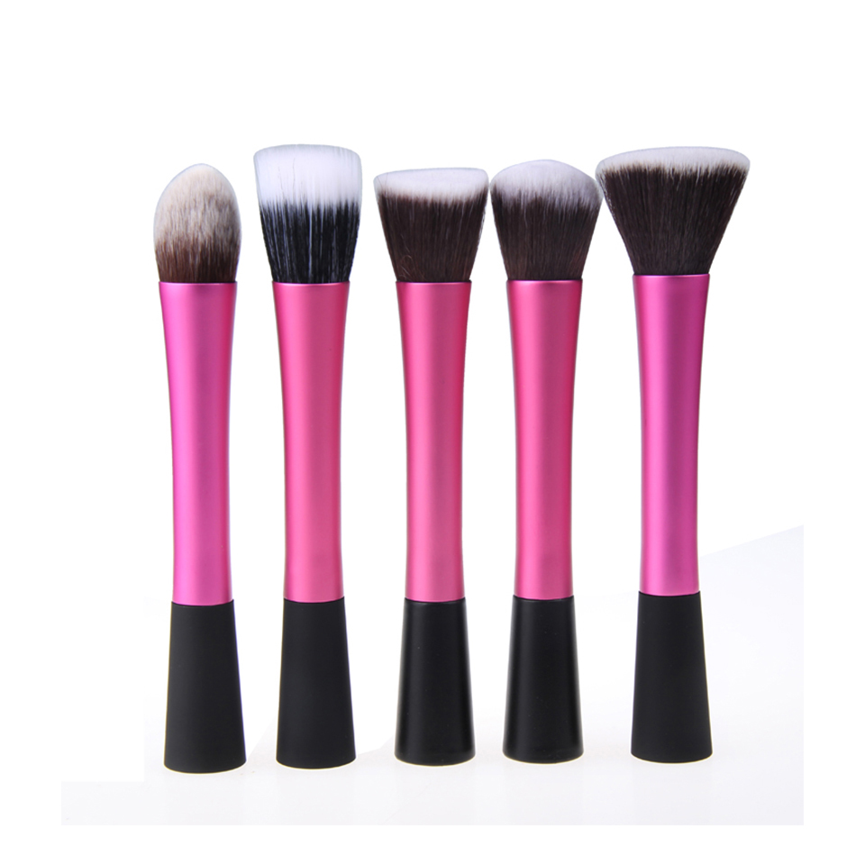 5pcs/set Professional makeup brushes make up brush set for beauty blush contour foundation cosmetics brushes pinceis de maquiage 10pcs set professional makeup brushes set kit de pinceis make up brush maleta de maquiage makeup brushe set cosmetic brushes set