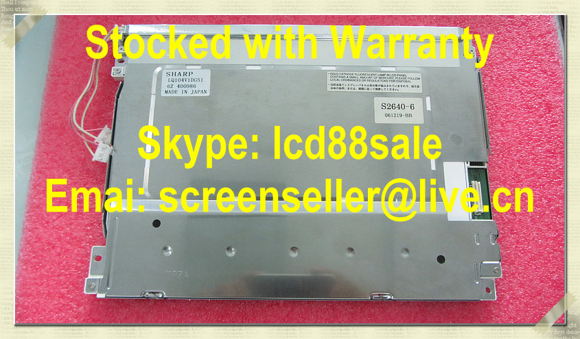 best price and quality original   LQ104V1DG51  industrial LCD Displaybest price and quality original   LQ104V1DG51  industrial LCD Display