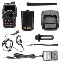 Baofeng Walkie Talkie BF A52 Dual Band VHF UHF 136 174/ 400 520HZ Portable Two Way Radio Cb Ham Radio Transceiver A52