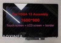Free Shipping Original New LCD Assembly For Lenovo IdeaPad Yoga 13 LP133WD2 SL B1 LP133WD2 SLB1