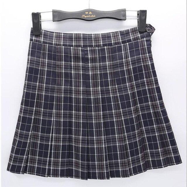 898162e966 Women Girls Short High Waist Pleated Skater Tennis Skirt School Skirt  Uniform With Inner Shorts Sport Training Skirt Tenni Skirt