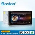 Полный сенсорный экран Dual Core 800*480 Android АВТОМОБИЛЬНЫЙ DVD GPS + WIFI + 3 Г + Радио + навигация + Bluetooth + Зеркало ссылка