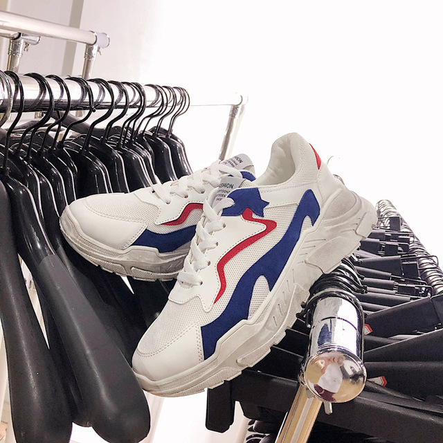 Jookrrix חדש נעליים יומיומיות גברים אופנה מותג סניקרס זכר chaussure סתיו נשי footware כל התאמה טלאי zapatos דה hombre