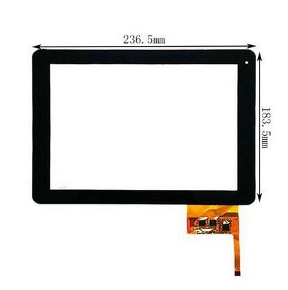 Witblue New For    GEM10313BK  Tablet touch screen panel Digitizer Glass Sensor replacement Free Shipping new for 5 qumo quest 503 capacitive touch screen touch panel digitizer glass sensor replacement free shipping