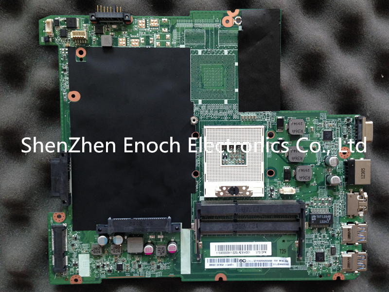 For Lenovo Z480 font b motherboard b font Integrated da0lz2mb6f0 100 Tested in good working condition
