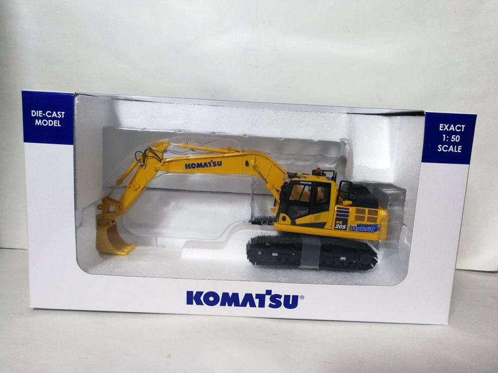 UH8136 1:50 Komatsu HB 205 экскаватор игрушка