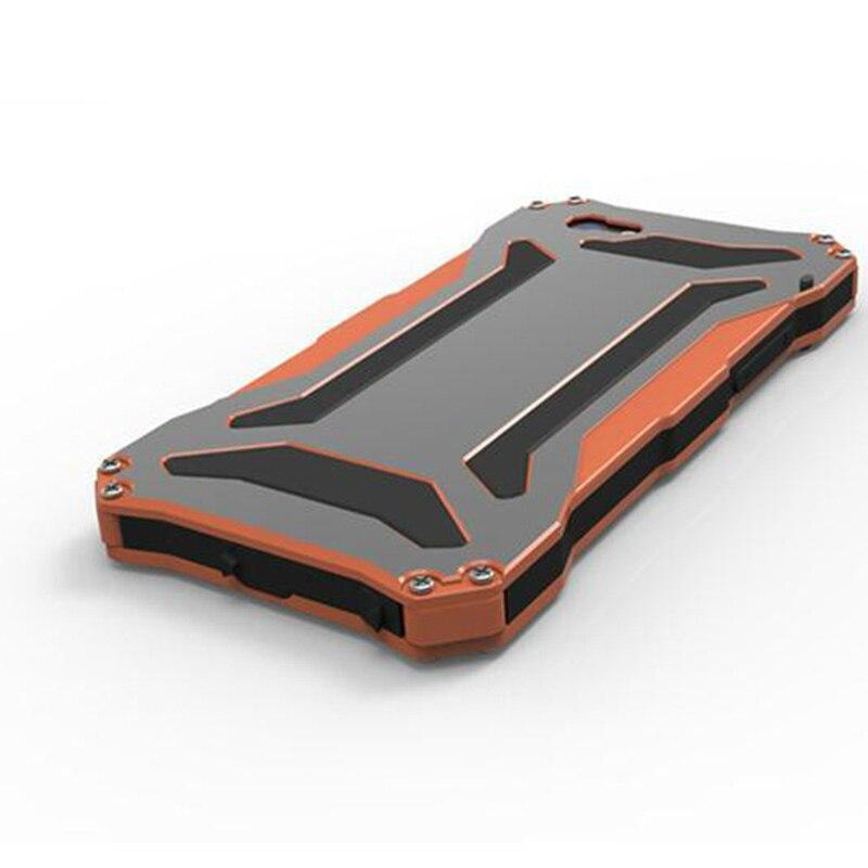 imágenes para De Metal A Prueba de Golpes Extrema Militar Del Metal Para el iphone 7 Más Potente De Aluminio Shell Caja Del Teléfono Celular