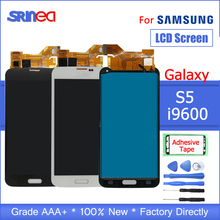 LCD Replacement For Samsung Galaxy S5 i9600 G900 G900F G900A LCDs Display with Touch Screen Digitizer Assembly 100% Tested цена в Москве и Питере