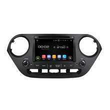 7″ Android 6.0 Octa-core Car Multimedia Player For HYUNDAI I10 2014-2015 Free MAP Video Audio Stereo Car DVD Player