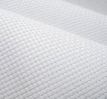 INGYENES szállítás Top Quality 16CT hímzés vászon, keresztszemes vászon fehér színben