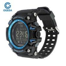 Smart Watch Sport LED Outdoor Electronic Intelligent Wristwatch Waterproof Sport Digital Smart Watch Pedometer WristWatch Men