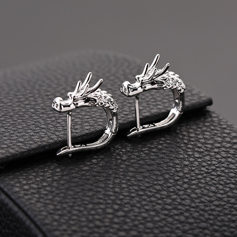 Punk dragon earrings (5)