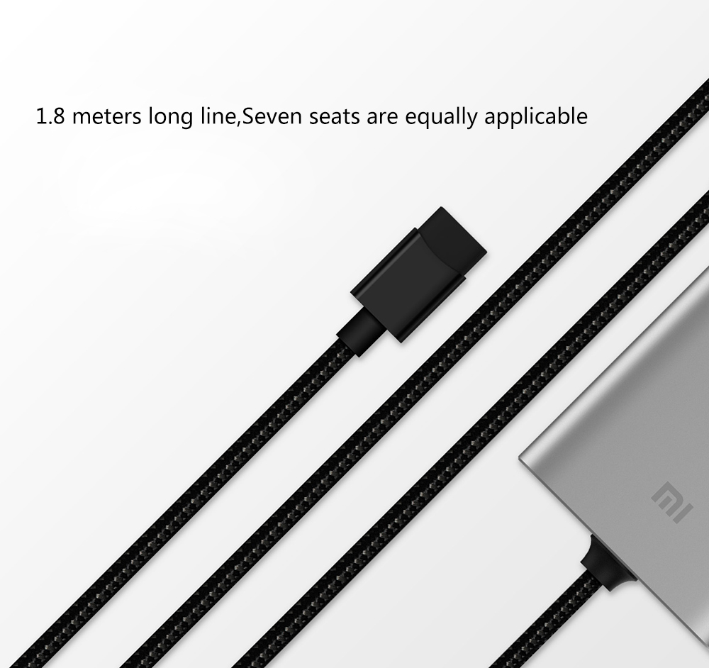 Xiaomi Car Charger QC3.0 Fast Version Extended Accessory (14)