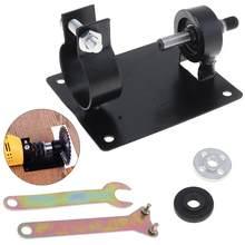 5 sztuk/partia wiertarka elektryczna uchwyt stojak uchwyt zestaw z 2 klucze i 2 uszczelki do polerowania/szlifowania