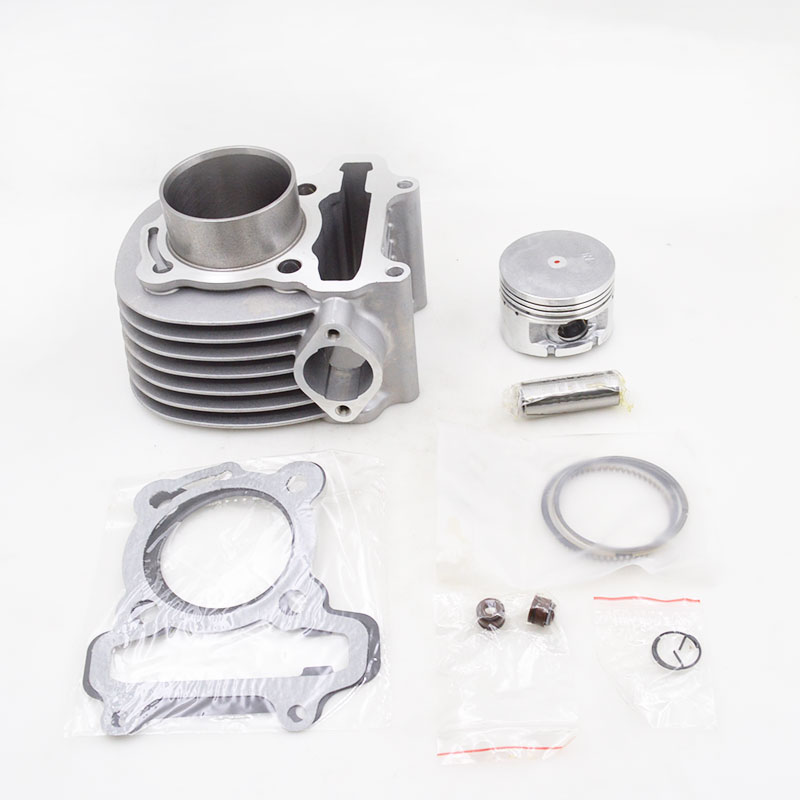 High Quality Motorcycle Cylinder Kit For SYM Fighter M92 125cc Engine Parts 125cc cbt125 carburetor motorcycle pd26jb cb125t cb250 twin cylinder accessories free shipping