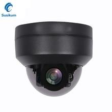 2MP 4MP 2.8-12mm Motorized Lens PTZ IP Camera Outdoor Waterproof Pan/Tilt 4X Zoom IR 20M Night Vision ONVIF MINI Dome POE