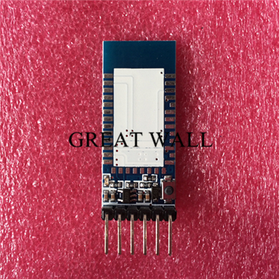 5pcs/lot Bluetooth Serial Transceiver Module Base Board For HC-06 HC-07 HC-05 for Arduino With clear buttons