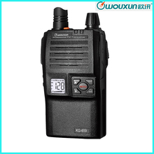 New WOUXUN KG-659(C2) 300-350MHz Transceiver Ham Radio Portable Walkie Talkie with 1300 Battery