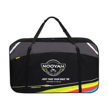 Уличная велосипедная сумка, складная велосипедная сумка на одно плечо для MTB велосипеда, сумка для хранения, утолщенная сумка для багги 120x26x75 см