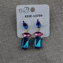 Синие, зеленые, розовые Модные женские серьги на день рождения,, ювелирные изделия