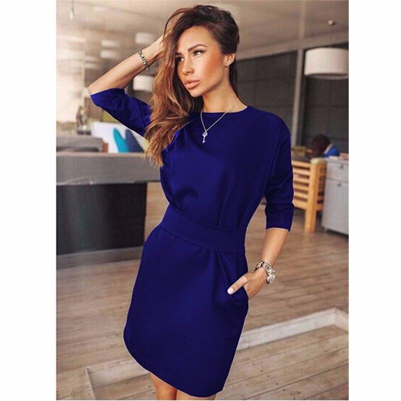 Женское платье-свитер 2016 & &