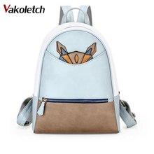 Испанский Большой Школьный Рюкзак корейские милые женщины ноутбука Sacs à DOS для подростков Meninas искусственная кожа школьный рюкзак A-50
